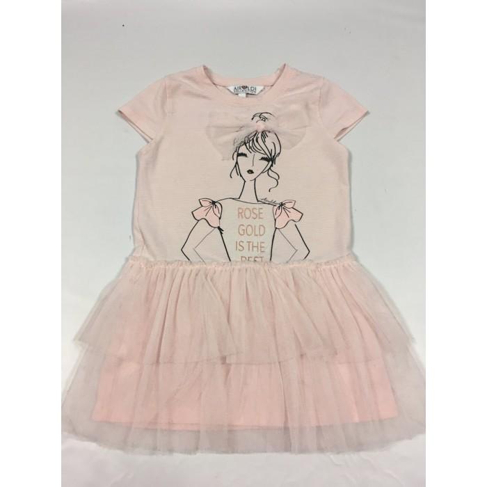 robe Airoldie rose / 4 ans
