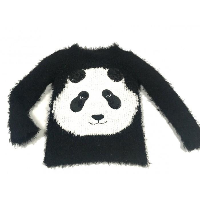 chandail doux panda / 4 ans