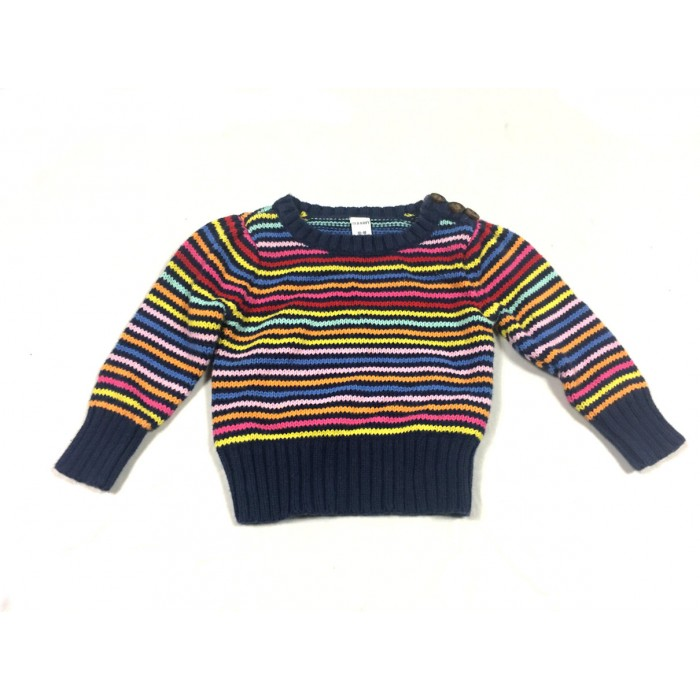 chandail lainage / 12-18 mois