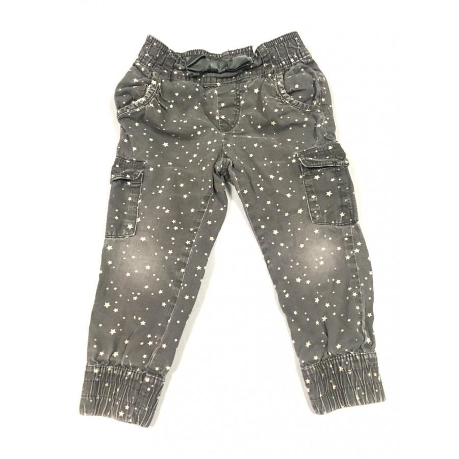 pantalon etoile / 2-3 ans