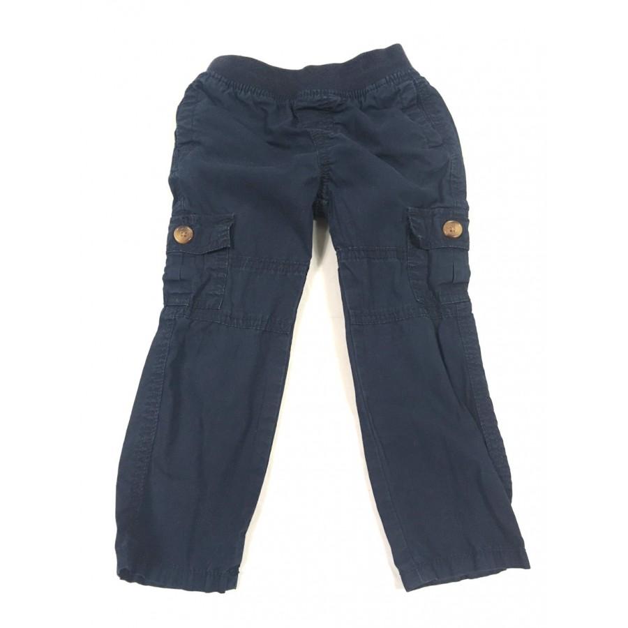 pantalon marine / 2 ans