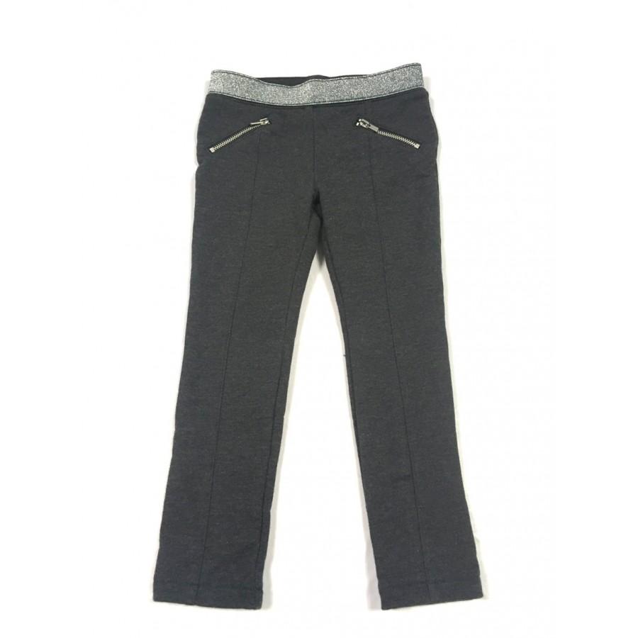 pantalon gris strech / 3-4 ans