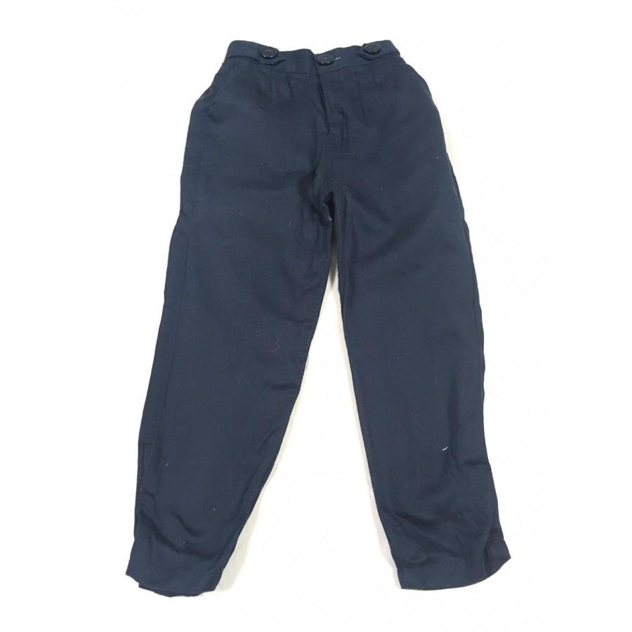pantalon marine / 2-3 ans