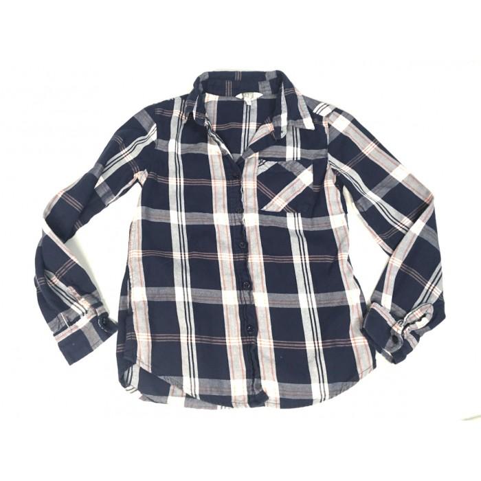 chemise carreaux / 10 ans