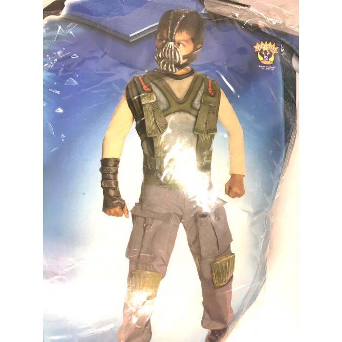 Costume halloween Bane Dark Knight Batman Vilan / 5-7 ans
