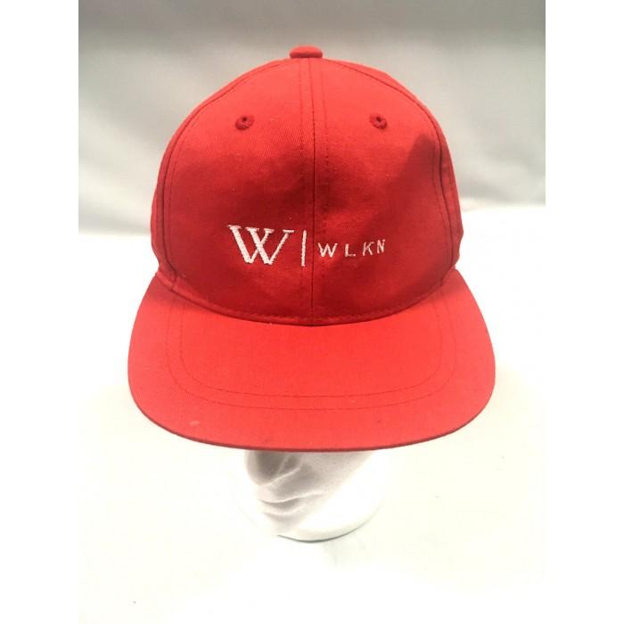 casquette WLKN rouge / 2-3 ans