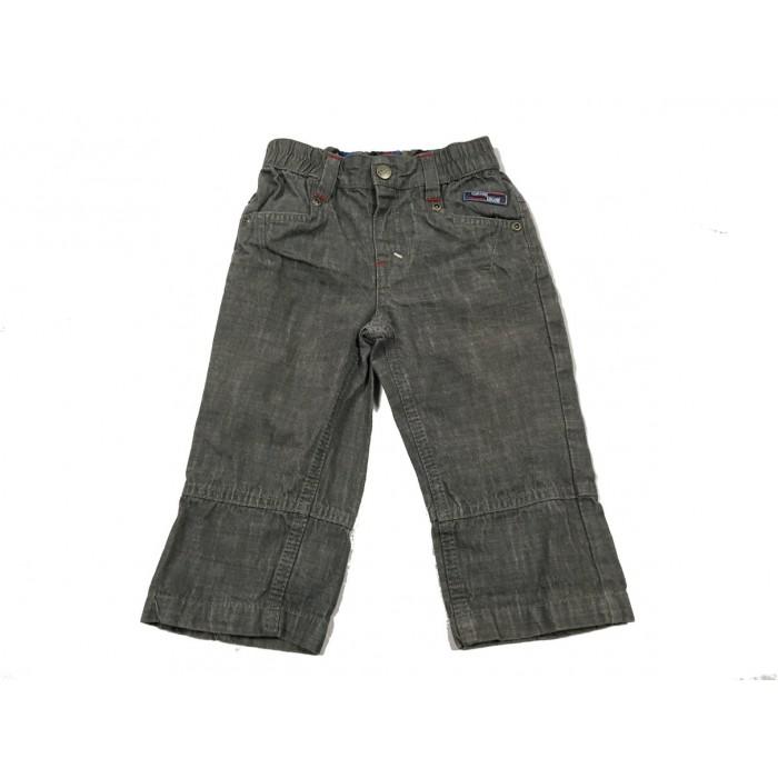 jean gris / 18 mois