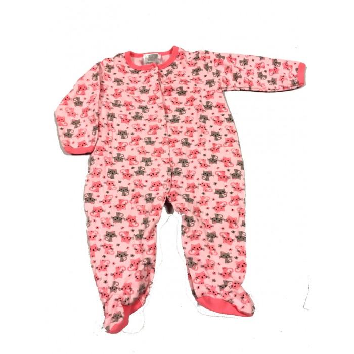 pyjama chat / 6-9 mois