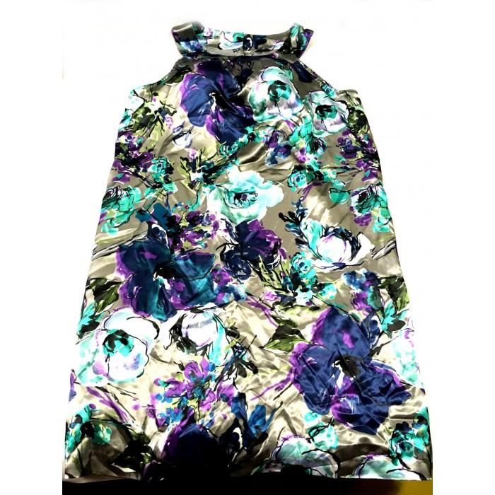 robe fleuris avec soutien intégré / Gr : XL