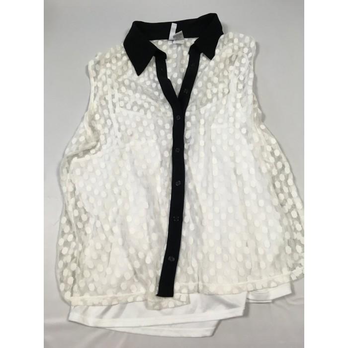 blouse avec camisole / XLarge