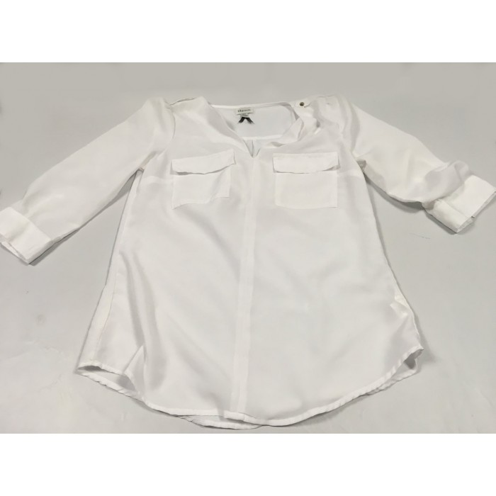blouse blanche / small