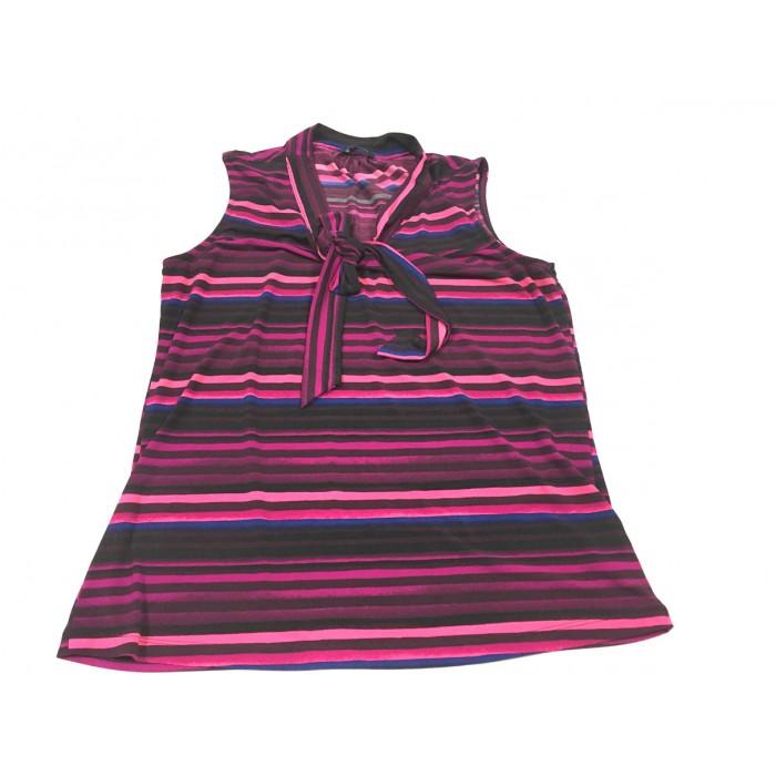 camisole ligné / large