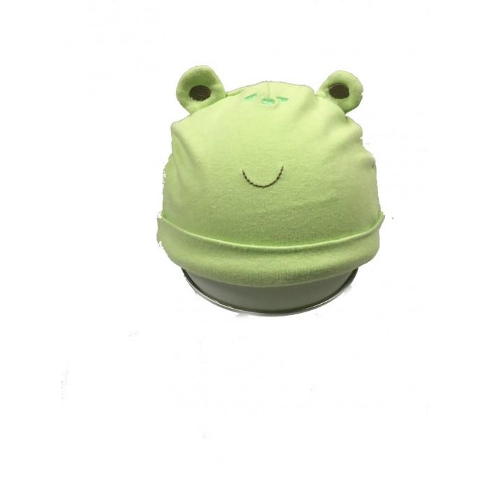 bonnet grenouille / 0-3 mois