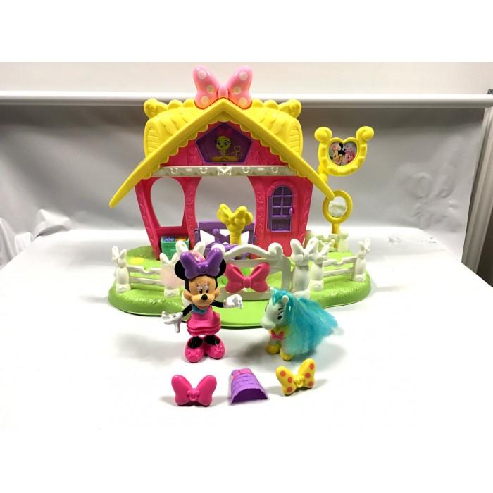 Écurie de minnie mouse Disney