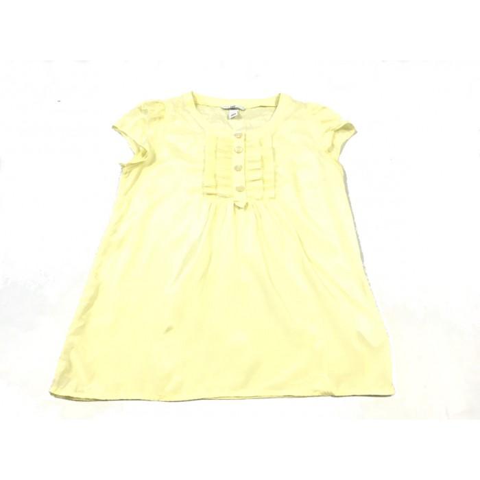 blouse jaune HM / GR : 8