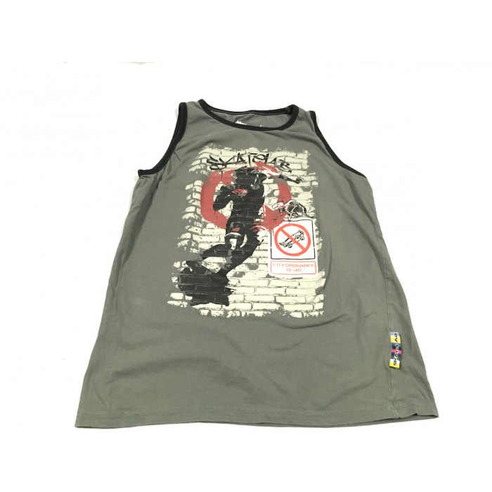 camisole skate / 10-12 ans
