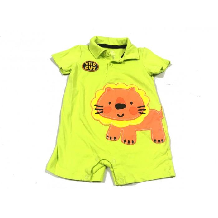 barboteuse lion / 12-18 mois