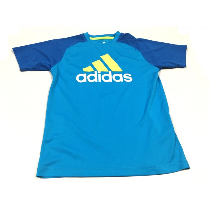 chandail cool dry adidas / 12-14 ans