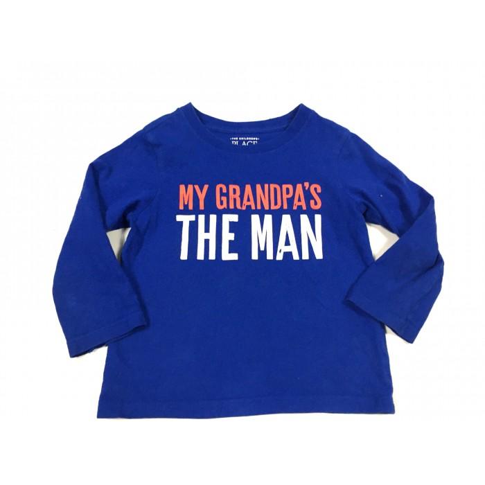 chandail grand-papa / 3 ans