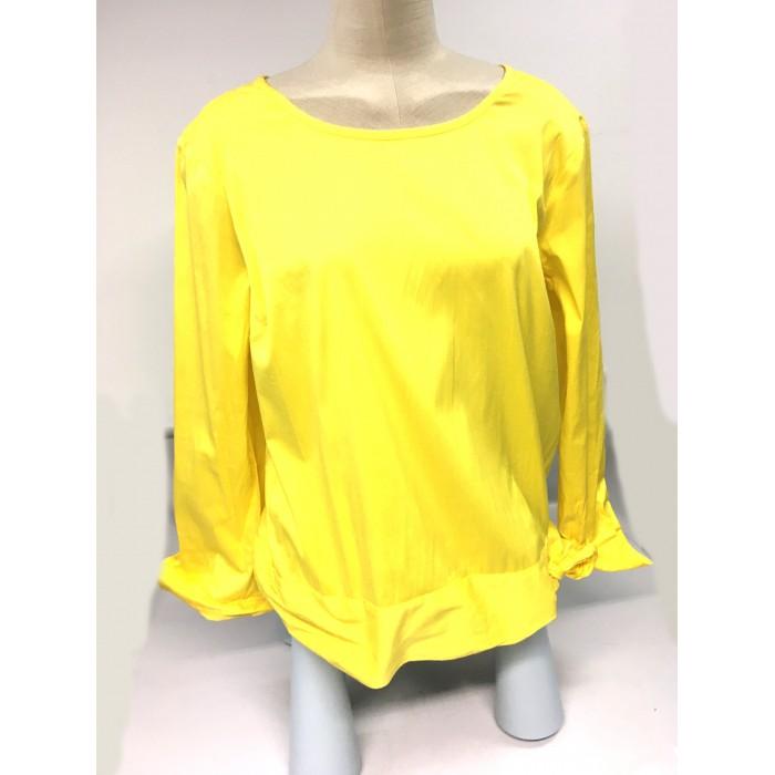 chandail coton blouse / Large