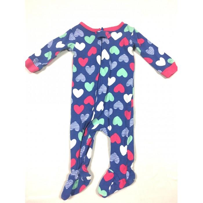 pyjama coeur / 3 mois