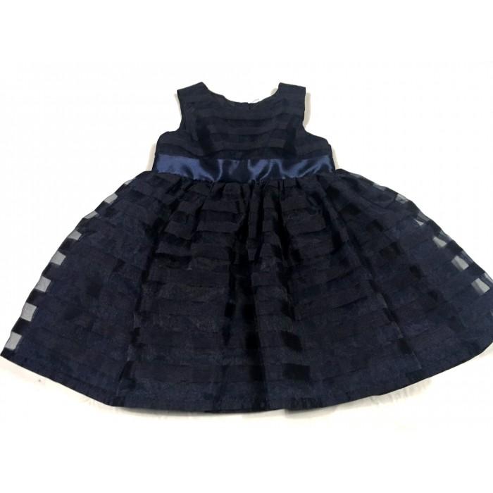 robe bleu / 2 ans