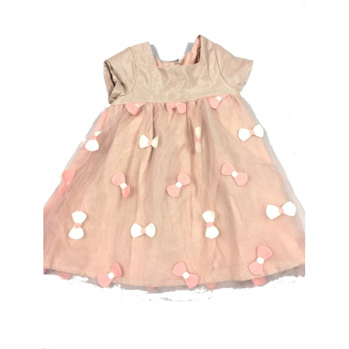 robe boucles orchestra / 24 mois