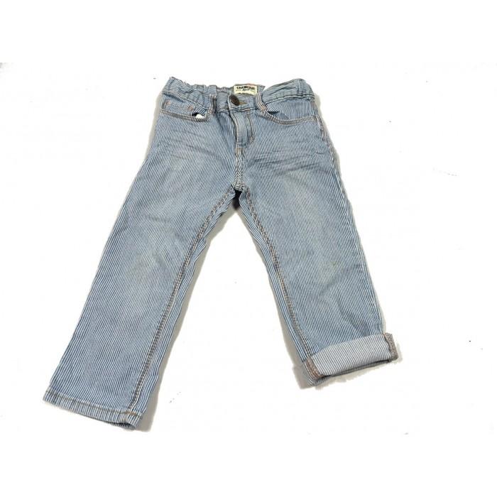 jeans ligné / 3 ans