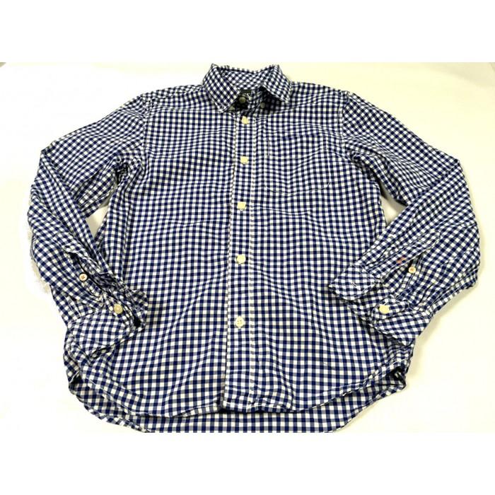 chemise carreaux / 10-11 ans