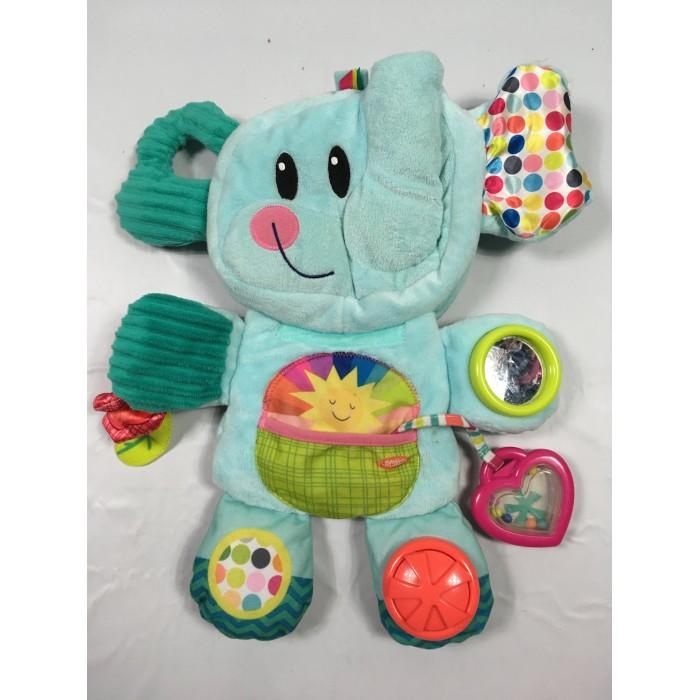 éléphant jouets sensoriels