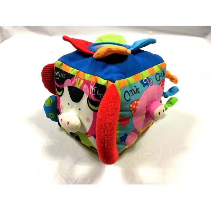 cube sensoriel / melissa n doug