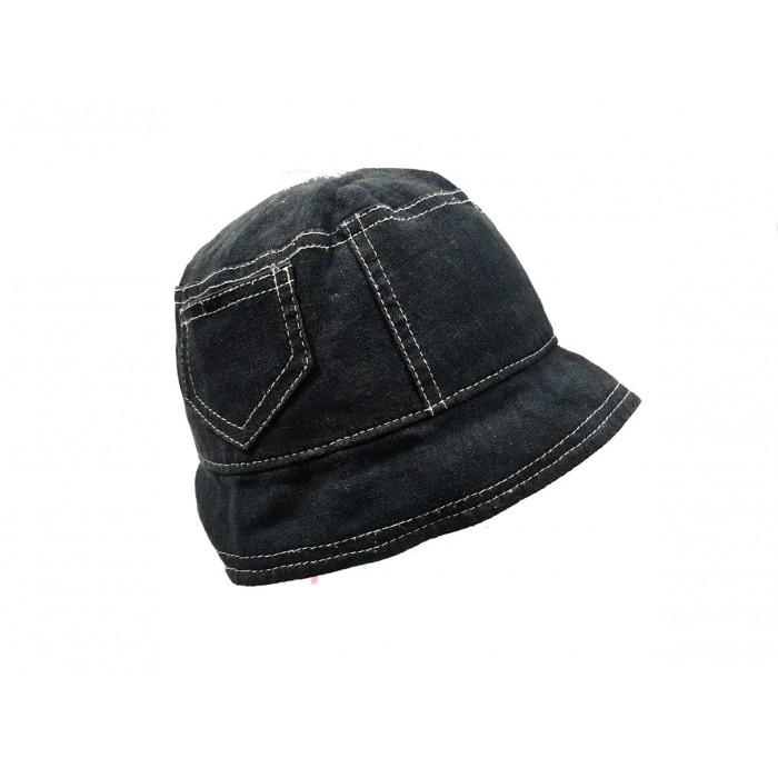 chapeau jeans / 3-6 mois