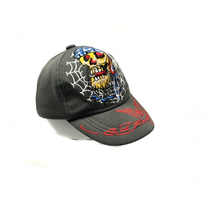 casquette ed hardy / 12-24 mois
