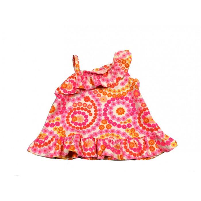 camisole arabesque / 0-3 mois