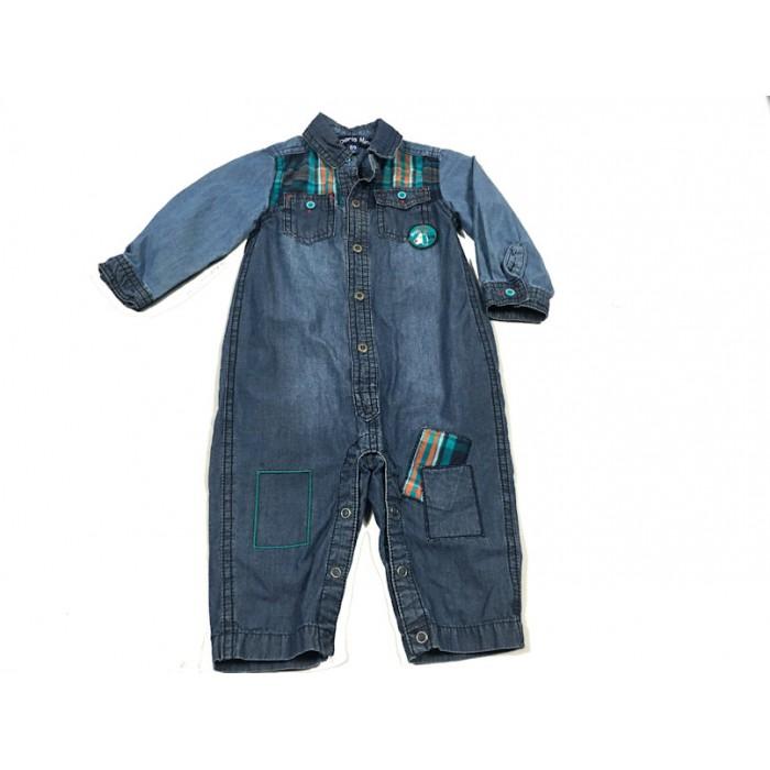 jumper style jeans souris mini / 6-9 mois