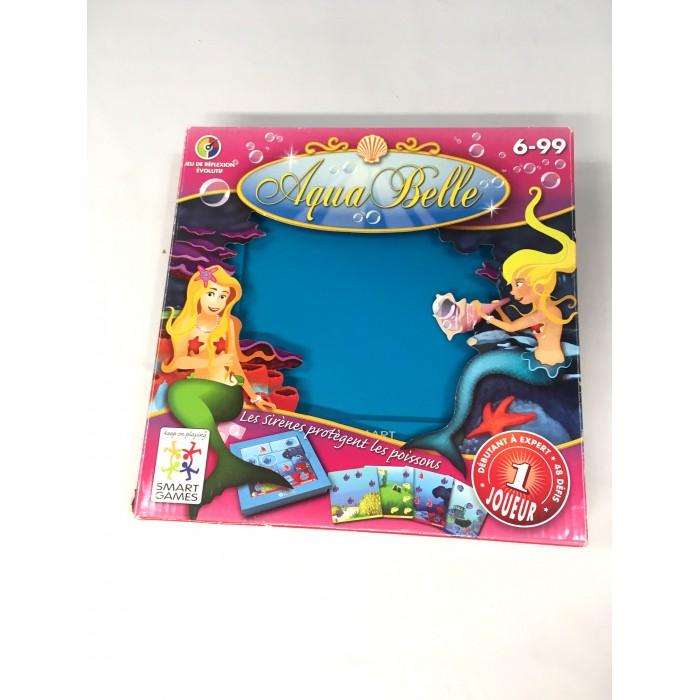 jeu aqua belle smart game