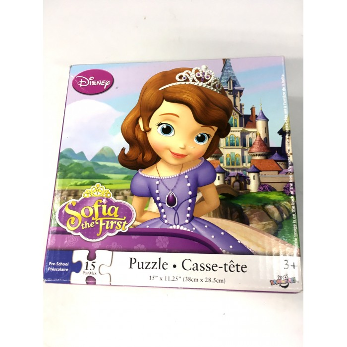 casse tete princesse sofia