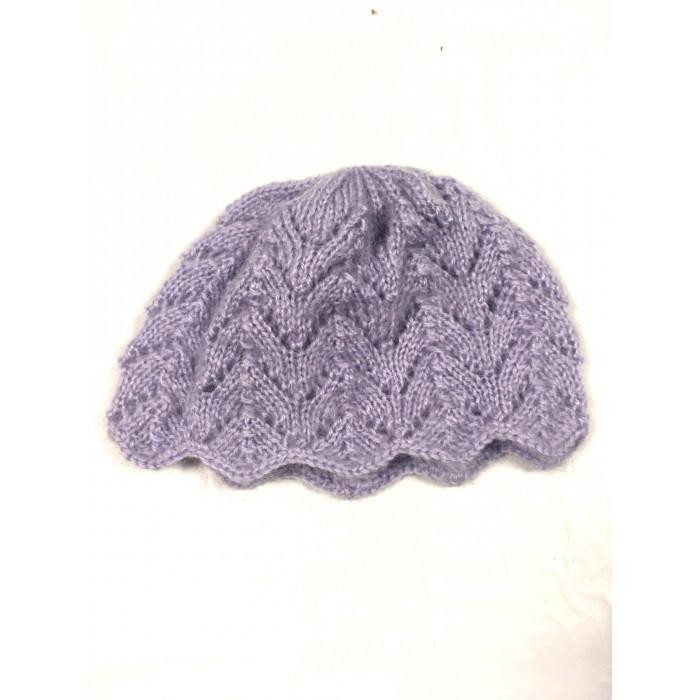 bonnet tuque crochet / 0-3 mois