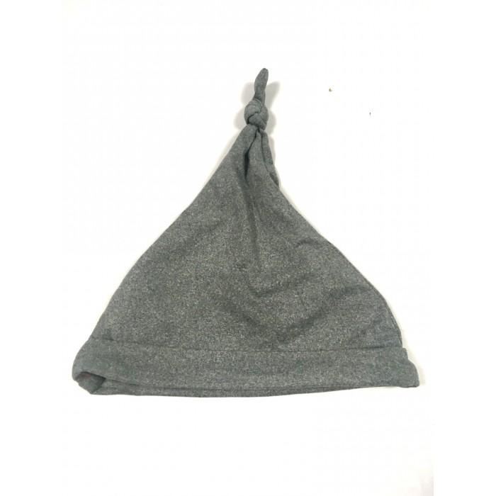 bonnet gris / 0-6 mois