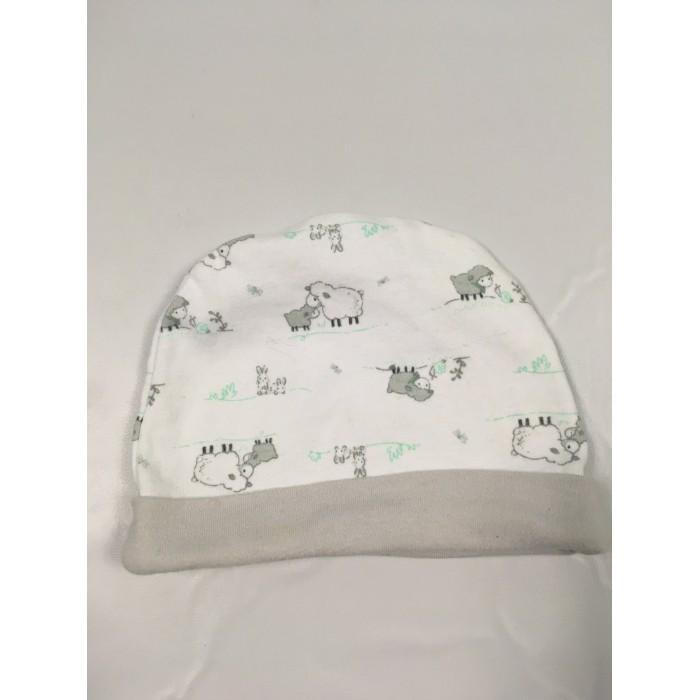 bonnet mouton / 0-3 mois
