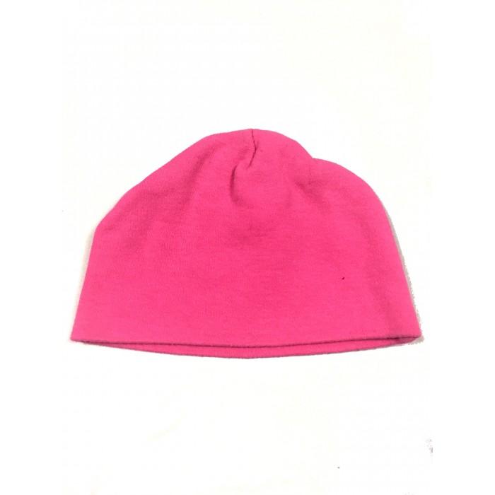 bonnet rose/ 0-6 mois