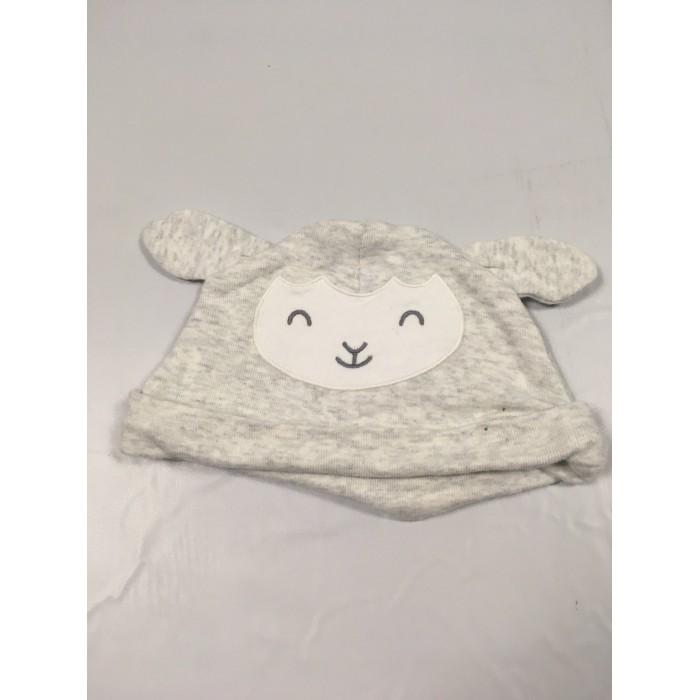 bonnet mouton / 0-6 mois