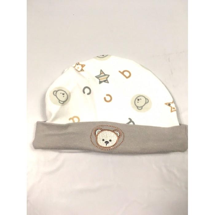 bonnet ourson / 0-3 mois