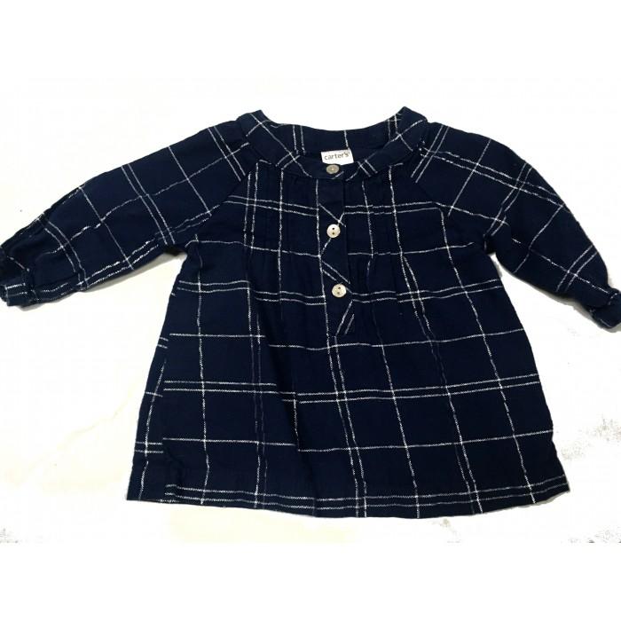 chandail chemise / 3 mois
