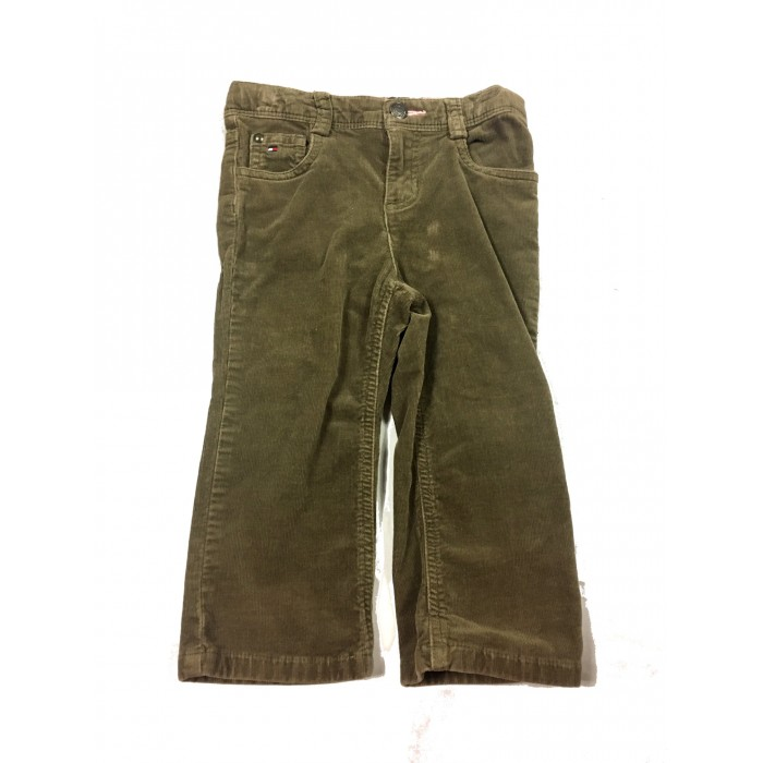 corduroy tommy / 18 mois