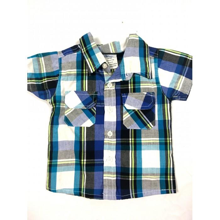 chemise carreaux / 3-6 mois